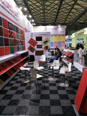 "jual karpet nomad 3M 089604376367: CHINA SHANGHAI RUBBER AND CARPET EXHIBITION ""DALIM..."
