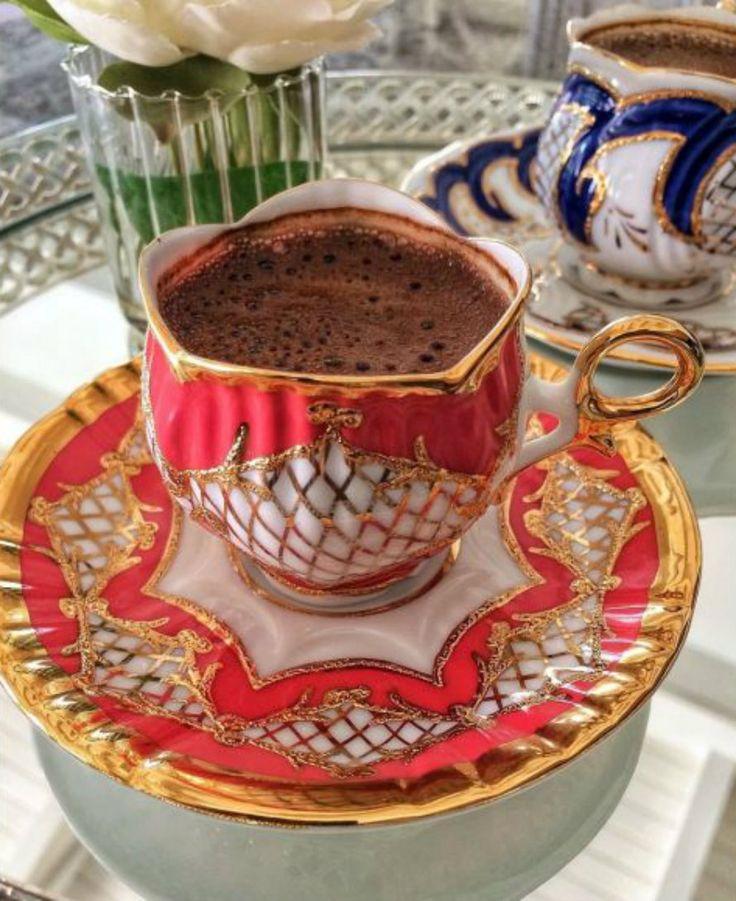этом турецкий кофе утром фото можете