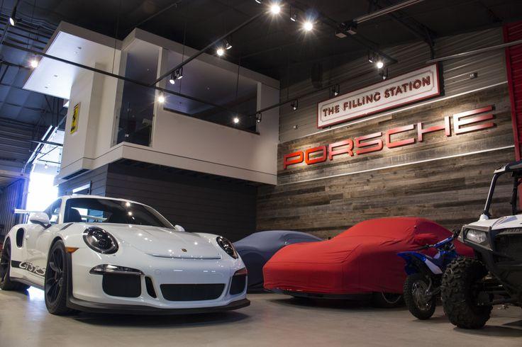 Luxury Garage Man Cave : Best luxury garages images on pinterest garage