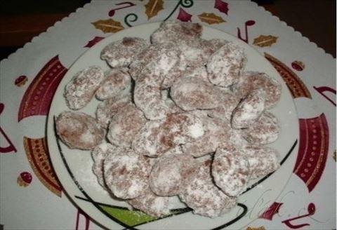 Obrázek z Recept - Kokosovo tatrankové cukroví