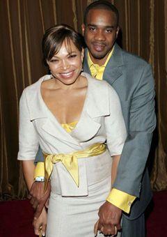 Tisha Campbell & Duane Martin's Family Photos