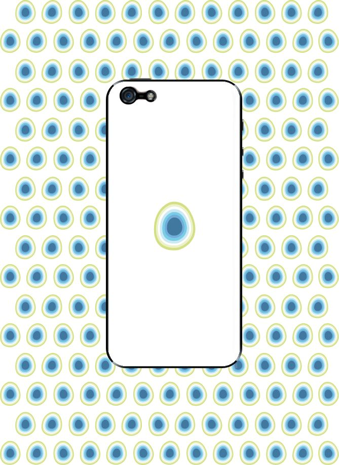 UFO egg by MrHobb for #Extraverso Iphone grip case #iphone #design #iphonecase #case #samsung #google