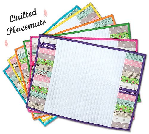 noodlehead: guest post with Ayumi of Pink Penguin Placemats