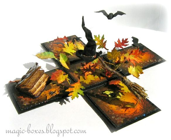 Something Wicked by magic-boxes - Cards and Paper Crafts at Splitcoaststampers
