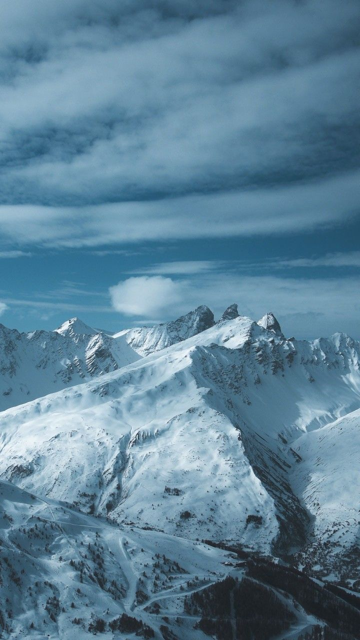 Mountains Wallpaper Oboi Gory Vysota Pejzazhi