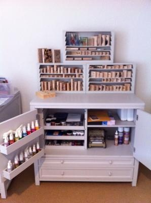 17 Best Images About Storage On Pinterest Crafting Craft Space