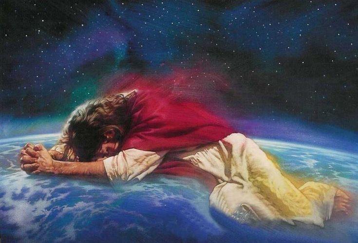 Il Getzemani di Gesù
