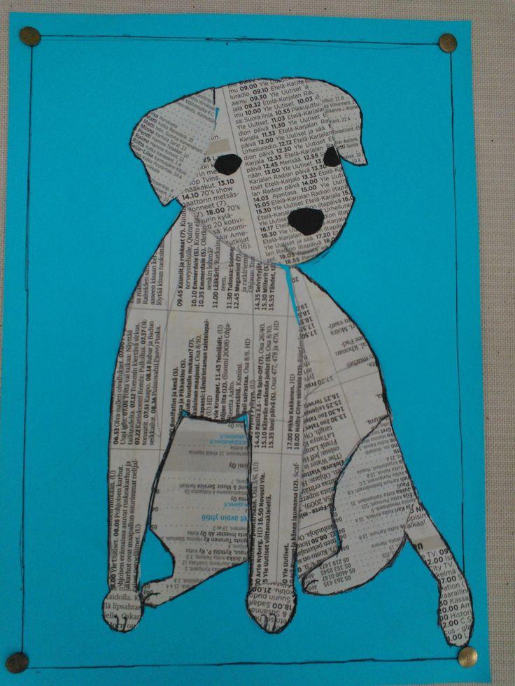 Lemmikki paperinpaloista 4.lk