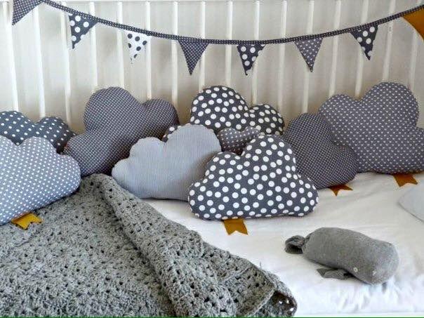 Wolke Kissen Design