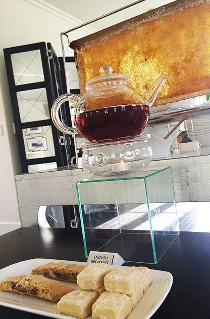 Honey is fresh! #MoreQuarters #LuxuryAccommodationCapeTown