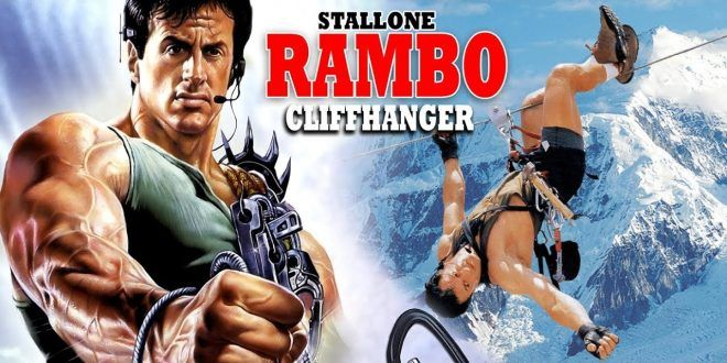 """Rambo """" Cliffhanger """""""" Latest Hollywood Movies Dubbed In"""