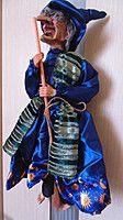 Баба-яга декоративная высота 60 см Подробнее: https://top-podarok.com.ua/p47361482-baba-yaga-dekorativnaya.html