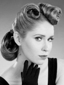 40s style hair 39 best images about 1940 s hair styles on 40s 1937 | 4924d8d3a96b42e98f38c337b70107f4