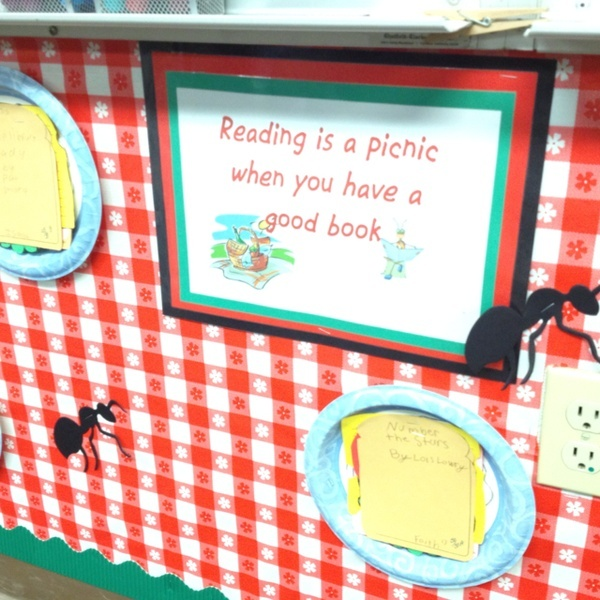 book report bulletin board title Free book report project templates: this uniquely shaped dog shaped project contains assembling directions, first draft printable worksheets, final draft templa.