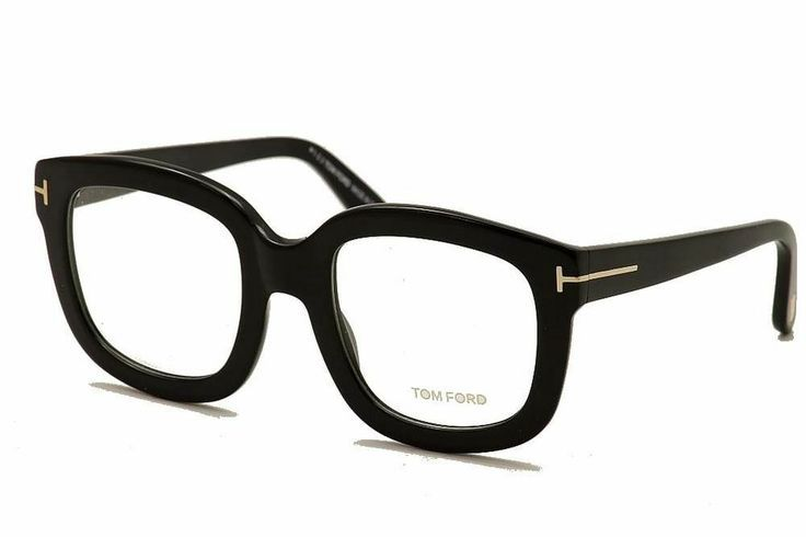 Kris Jenner Reading Glasses | Tom Ford Eyeglasses TF5315 TF/5315 001 Black Optical Frame 53mm