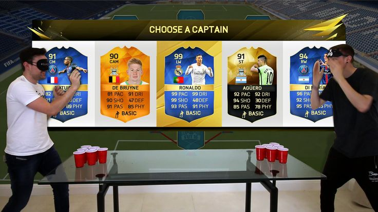 EPIC BEER PONG CHALLENGES!!! Fifa 16 FUT Draft Showdown feat. PING PONG TRICK SHOTS!!! - http://tickets.fifanz2015.com/epic-beer-pong-challenges-fifa-16-fut-draft-showdown-feat-ping-pong-trick-shots/ #EASportsFIFA