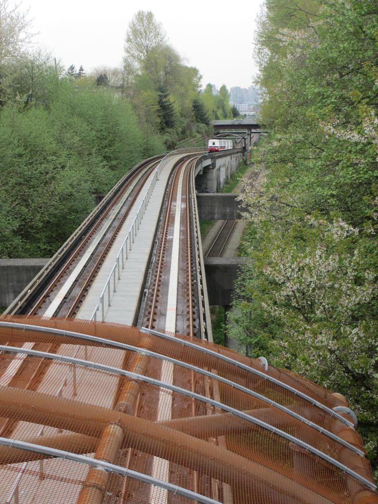 Train to VCC-Clark