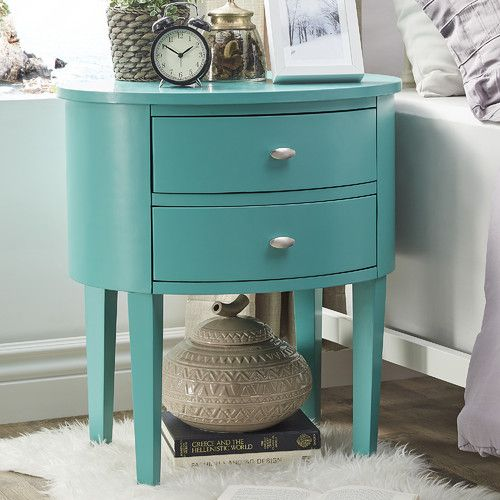 Found it at Wayfair - Canterbury 2 Drawer End Table