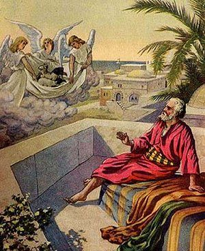 Peter's Vision (Acts 10:9-23)