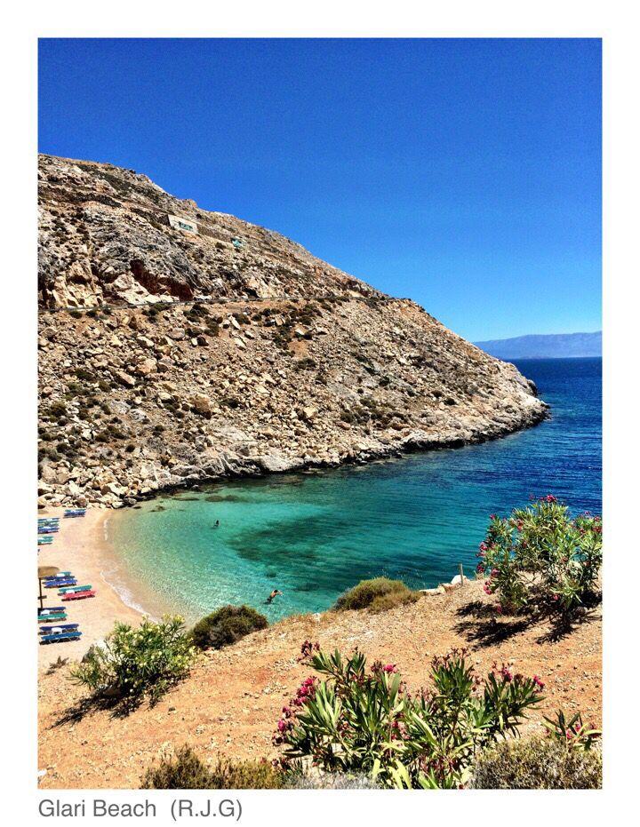 Glari beach, Chios island-Greece