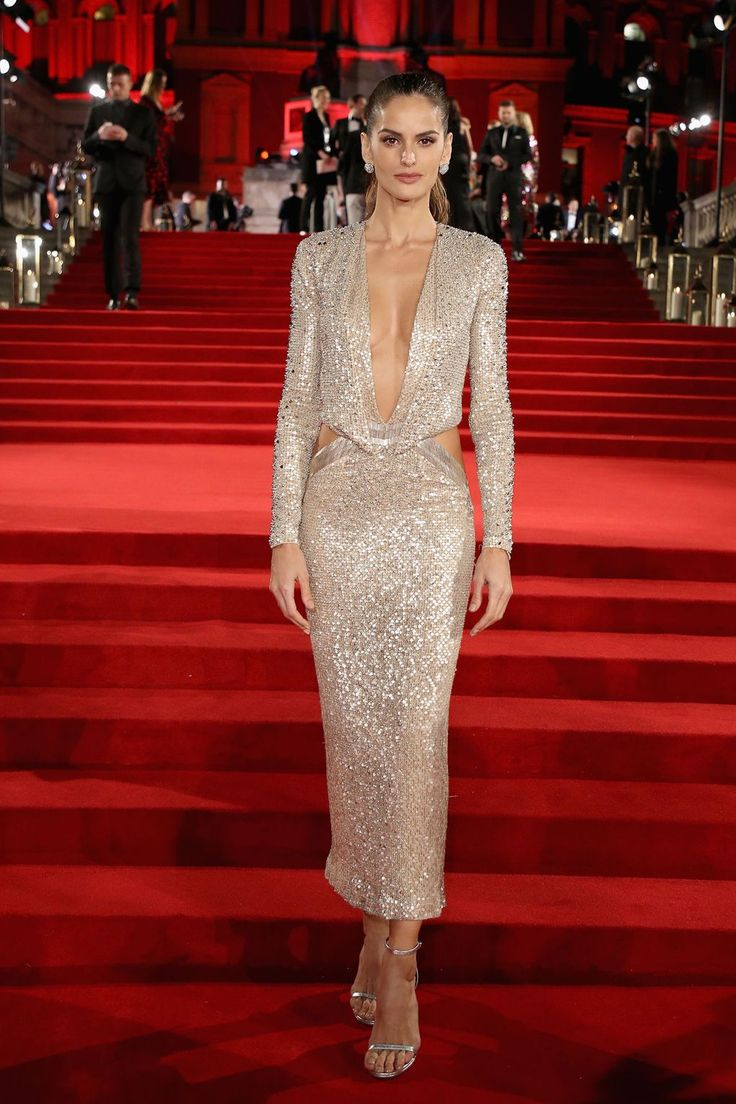 Izabel Goulart - Fashion Awards - 04/12/2017