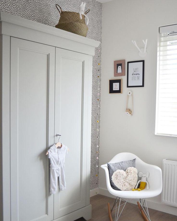 25 beste idee n over kinderkamer behang op pinterest for Behang kamer