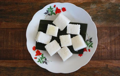 How To Make Nasi Impit (Compressed Rice)