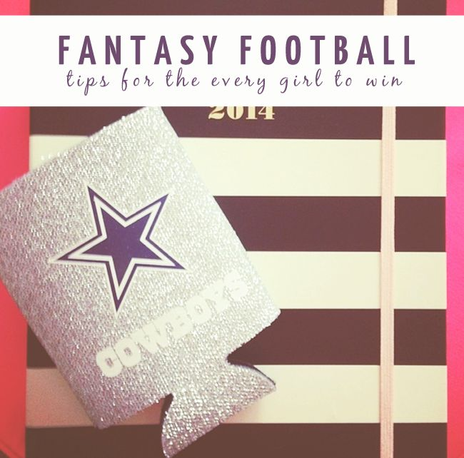 Venus Trapped: How I Finally Won A Fantasy Football Game in 5 Easy Steps. Fantasy football advice for girls!