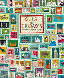 Libros chulos para nuestros pequeños grandes viajeros: La Guía de ciudades   Con los niños en la mochila