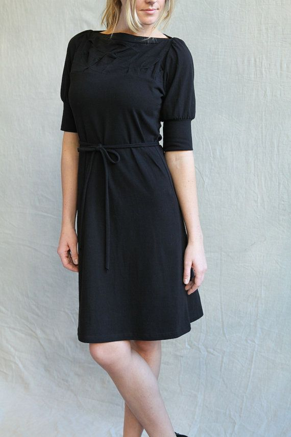 Hey, I found this really awesome Etsy listing at https://www.etsy.com/listing/109775564/folded-dress-handmade-cotton-jersey