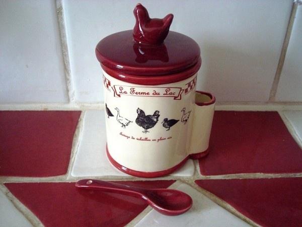 Les Meilleures Images Du Tableau Vaisselle Ustensile De - Poule deco cuisine pour idees de deco de cuisine