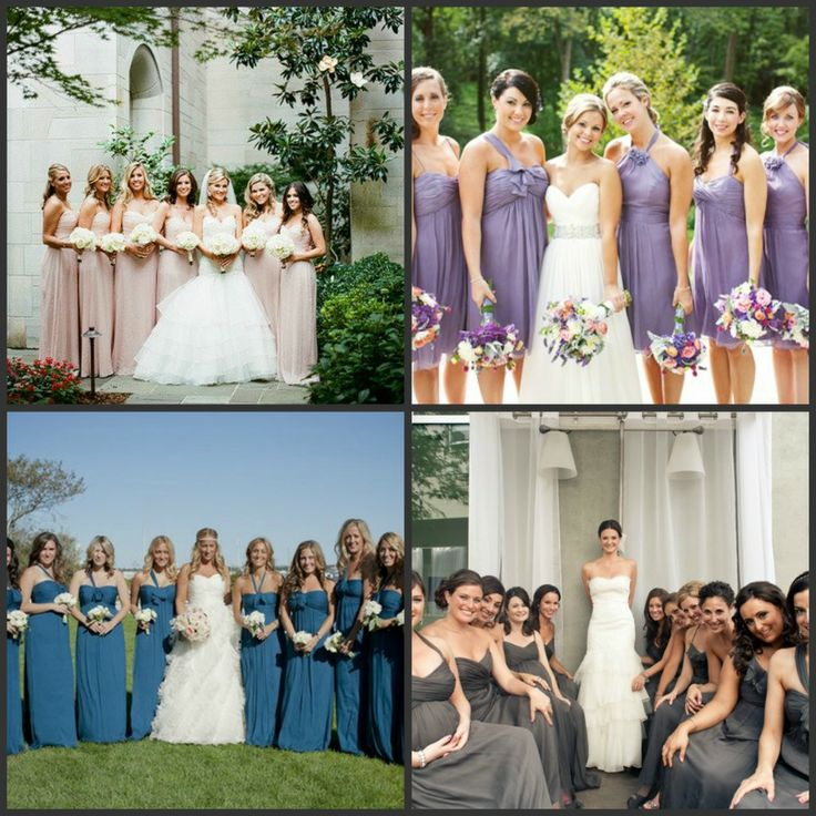 bridesmaid dresses available at Ready or Knot {Wedding Chic} bridal shop in Omaha, NE Rockbrook Village