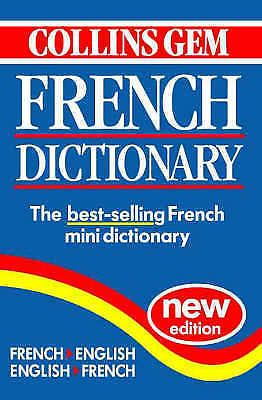 French Dictionary by Harper Collins Publishers, Jean-Francois Allain (Paperback… in Books, Magazines, Textbooks | eBay!