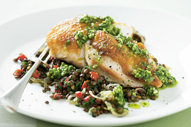 Quick, healthy and delicious, whip up this tasty chicken dish in a flash.
