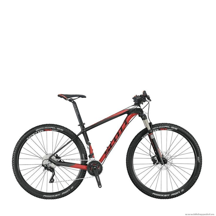 Bicicleta Scott Scale 735 2014