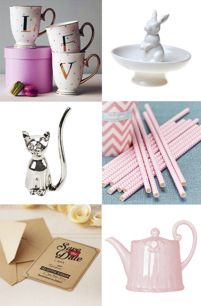 I HEART FASHION // A UK HIGH STREET FASHION AND LIFESTYLE BLOG: HUNTING PRETTY BITS AT GIFTS AND PIECES