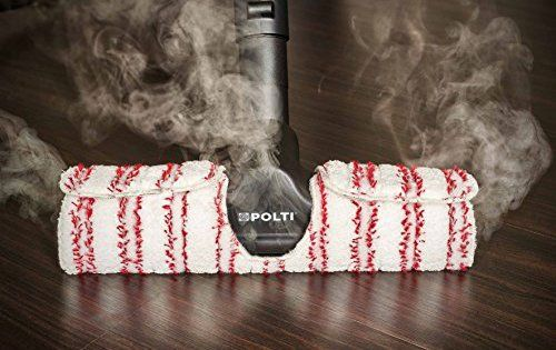 Polti Aspirateur Nettoyeur Vapeur Vaporetto Lecoaspira FAV50 Multifloor, Pression 5 Bars, 110g Vapeur/min: Double fonction nettoyage vapeur…