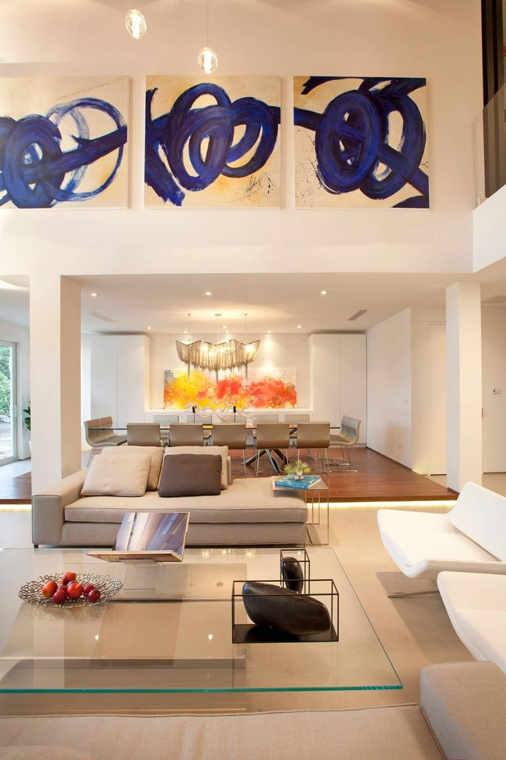 Modern Miami Home by DKOR Interiors  http://www.qlore.com/modern-miami-home-by-dkor-interiors/