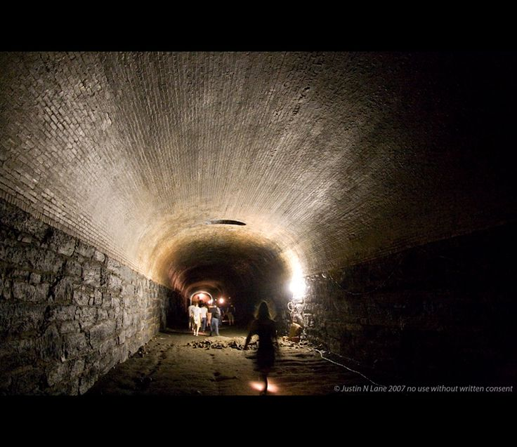 BHRA: Tunnel Tours and Events    Hidden Tunnel in Brooklyn – Climb down a manhole and discover a world down-under on Atlantic Avenue, Brooklyn