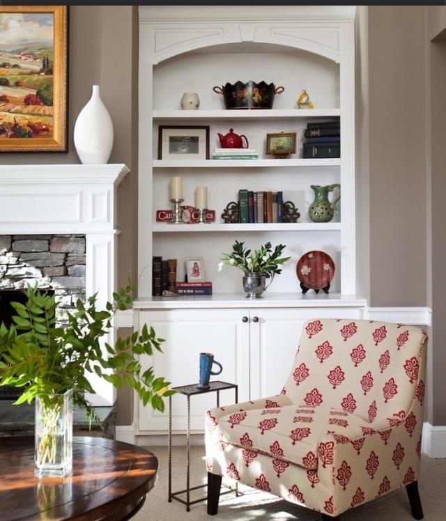 Best Book Shelf Decorating Images On Pinterest Book Shelves - Built in shelves in family room decorating