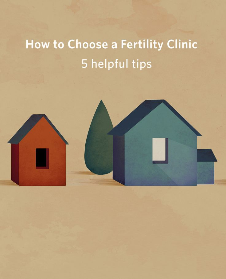 There are plenty of options when it comes to choosing a fertility clinic, here are a few tips to help you choose the right clinic.