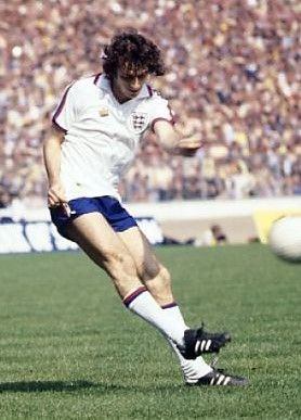 Trevor Francis England 1978
