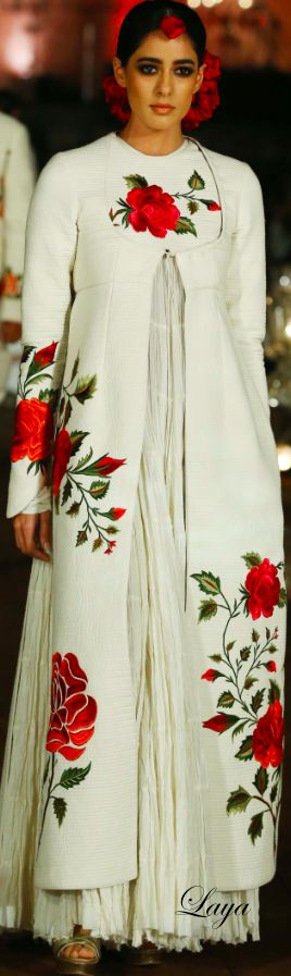 Rohit Bal Spring/Summer 2015❋Laya❋http://myseoexpart.com/story.php?title=-pierre-wardini-online-on-pinterest