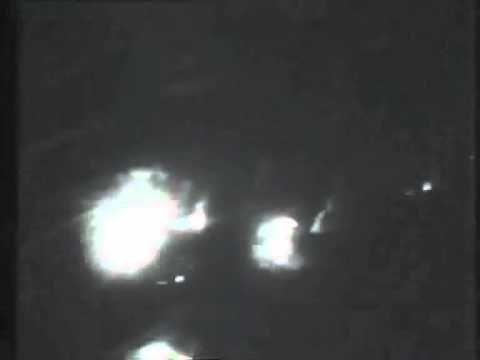 Nocne i dzienne bombardowania polickiej fabryki benzyny syntetycznej - YouTube