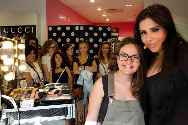 Make up Delight a Marionnaud Genova. #makeupaddicted #blogger