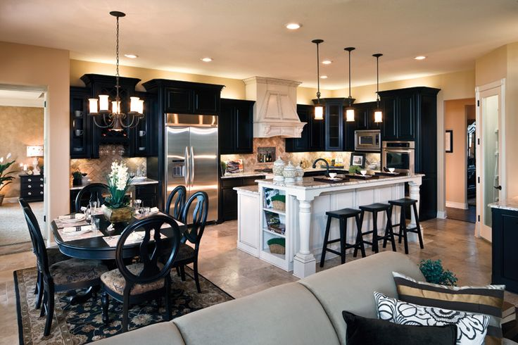 Texas Decor Rearranging The Tops Of My Kitchen Cabinets: 47 Best Images About Toll Brothers Kitchens On Pinterest