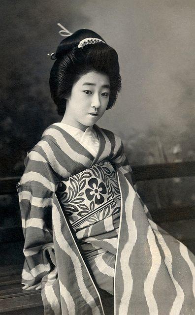Tatewaku Kimono 1910s