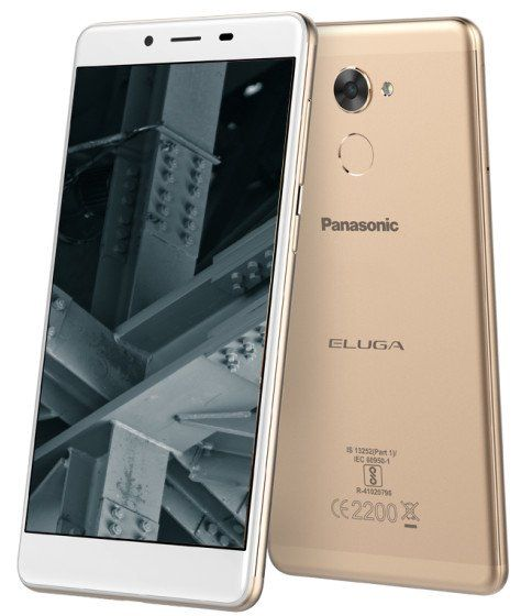 Panasonic Eluga Mark 2 with 4G VoLTE, 3GB RAM, fingerprint sensor launched for Rs. 10499