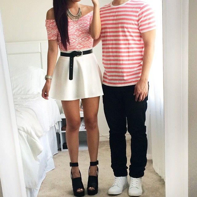 Cute Matching Outfits For Couples Frankmbacom