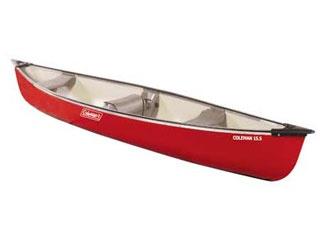 Coleman Ram-X 15½-foot Canoe